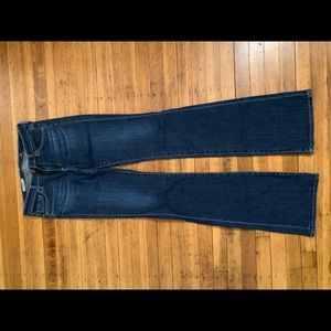 Adriano goldschmied jeans size 27R boot cut